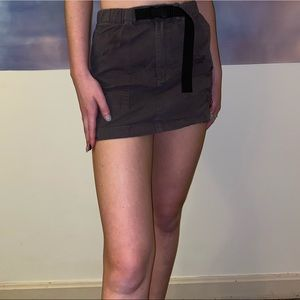 Carmar Denim/ LF mini skirt